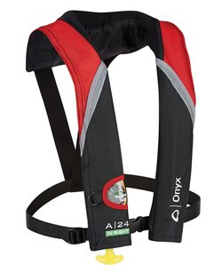 Onyx Outdoor A-24 Insight Automatic Inflatable Life Jacket