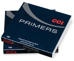 CCI® 400 Small Rifle Primers 100-Pack