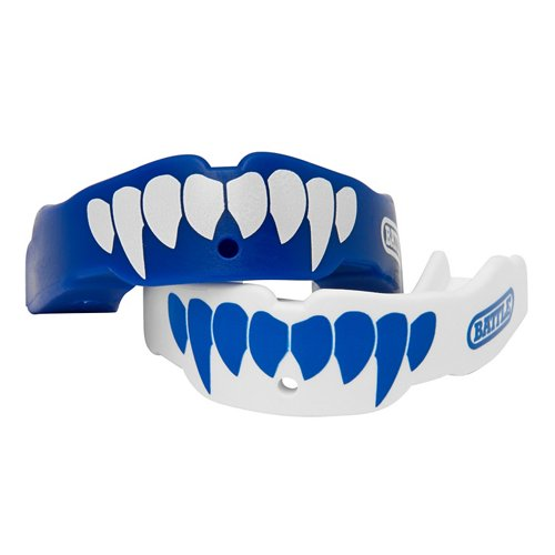 Battle Adults' Fang Football Mouth Guards 2-Pack