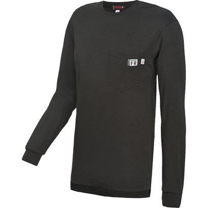 7be36fdad8a ... Wolverine Men s Flame Resistant Long Sleeve T-shirt. Men s Shirts.  Hover Click to enlarge