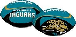 """NFL Jacksonville Jaguars Goal Line 8"""" Softee Football"""