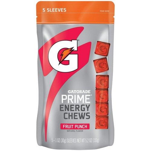 Gatorade Prime Chews