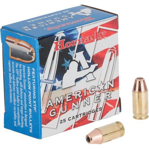 Hornady XTP American Gunner 380 ACP 90-Grain Handgun Ammunition