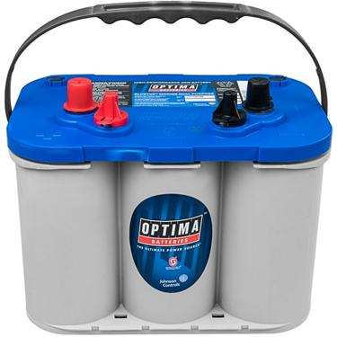 Optima Blue Top >> Optima Bluetop D34m Marine Battery Academy