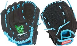 Rawlings Youth Savage Basket-Web 10 in Pitcher/Infield Glove Left-handed