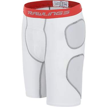 Rawlings Boys' Baseball Slider Short