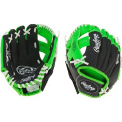 Youth Player Basket Web 9 in Pitcher/Infield Glove Left-handed