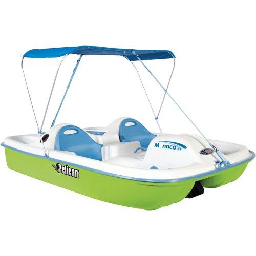 Pelican Monaco DLX Angler 7 ft 6 in Pedal Boat