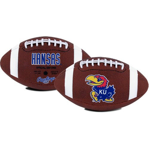 Rawlings University of Kansas Game Time Football