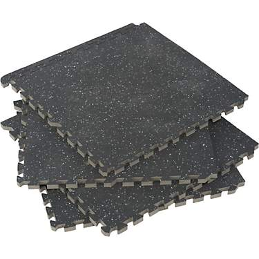 BCG Gym Flooring Tiles 4-Pack