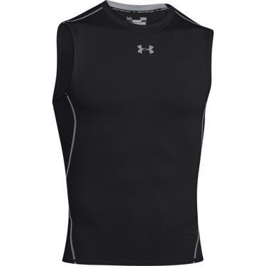 9334c1c51 Academy / Under Armour Men's HeatGear Armour Compression Sleeveless T-shirt.  Academy. Hover/Click to enlarge