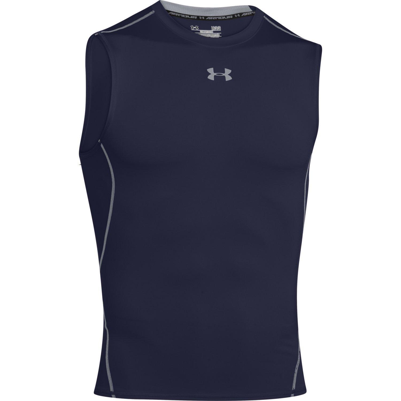 5b2da98a Under Armour Men's HeatGear Armour Compression Sleeveless T-shirt