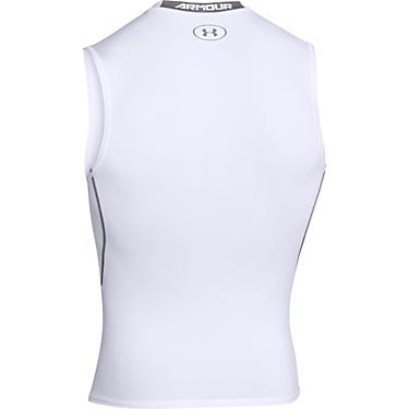 671adc74 Under Armour Men's HeatGear Armour Compression Sleeveless T-shirt ...