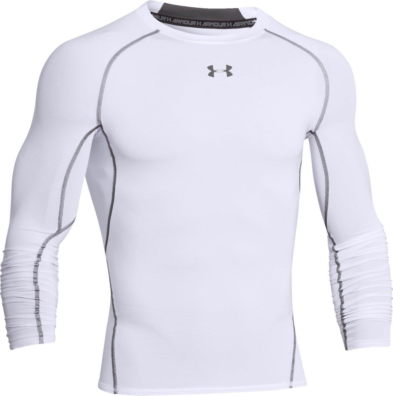 74b6a085 Under Armour Men's HeatGear Armour Long Sleeve T-shirt | Academy