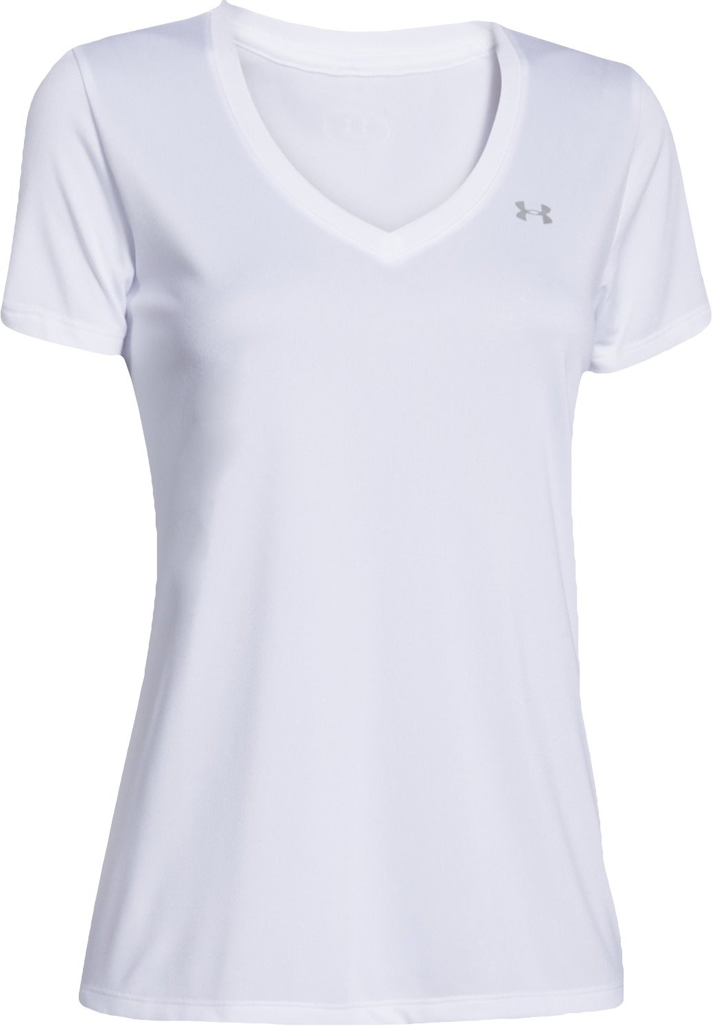 f08963f5 Under Armour Women's UA Tech V-neck T-shirt