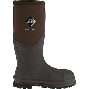 4683b25266c Muck Boot Adults' Chore Cool Steel Toe Work Boots