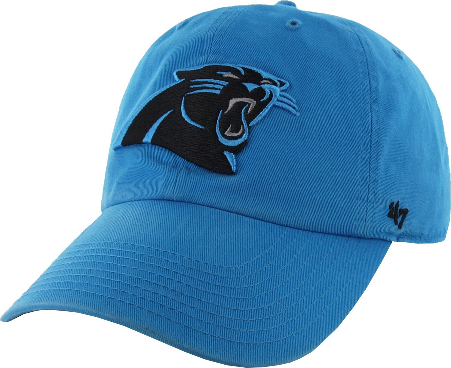 cba35049f  47 Adults  Carolina Panthers Clean Up Cap