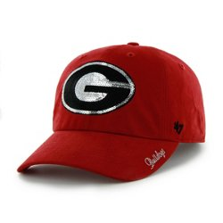 Women's University of Georgia Sparkle Team Color Cap