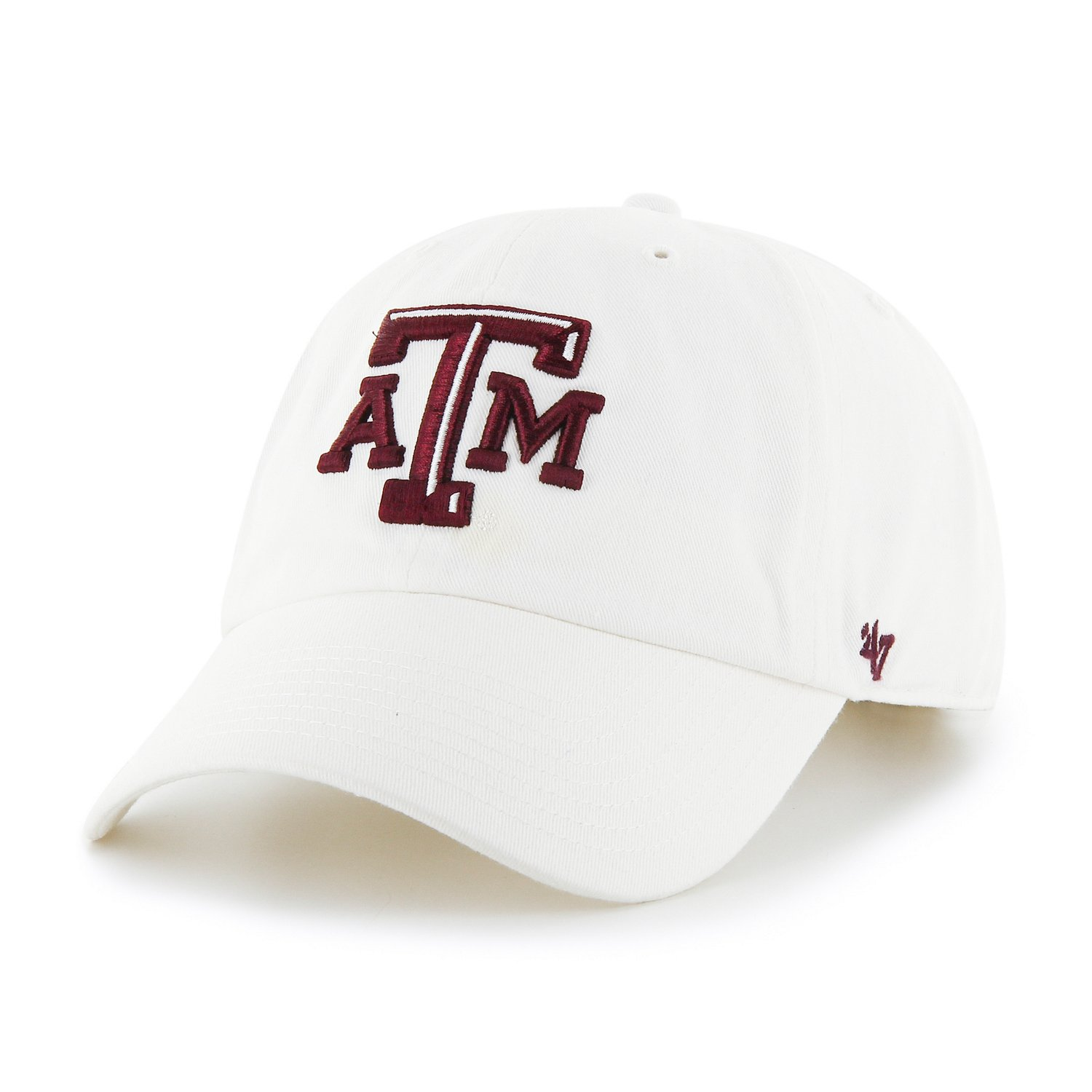 new arrival 8a2f7 21565  47 Men s Texas A M Clean Up Relaxed Cap   Academy