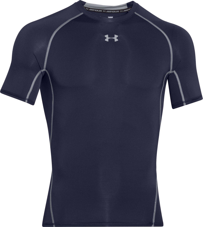 62383babad0e Under Armour Men s HeatGear Armour Short Sleeve T-shirt