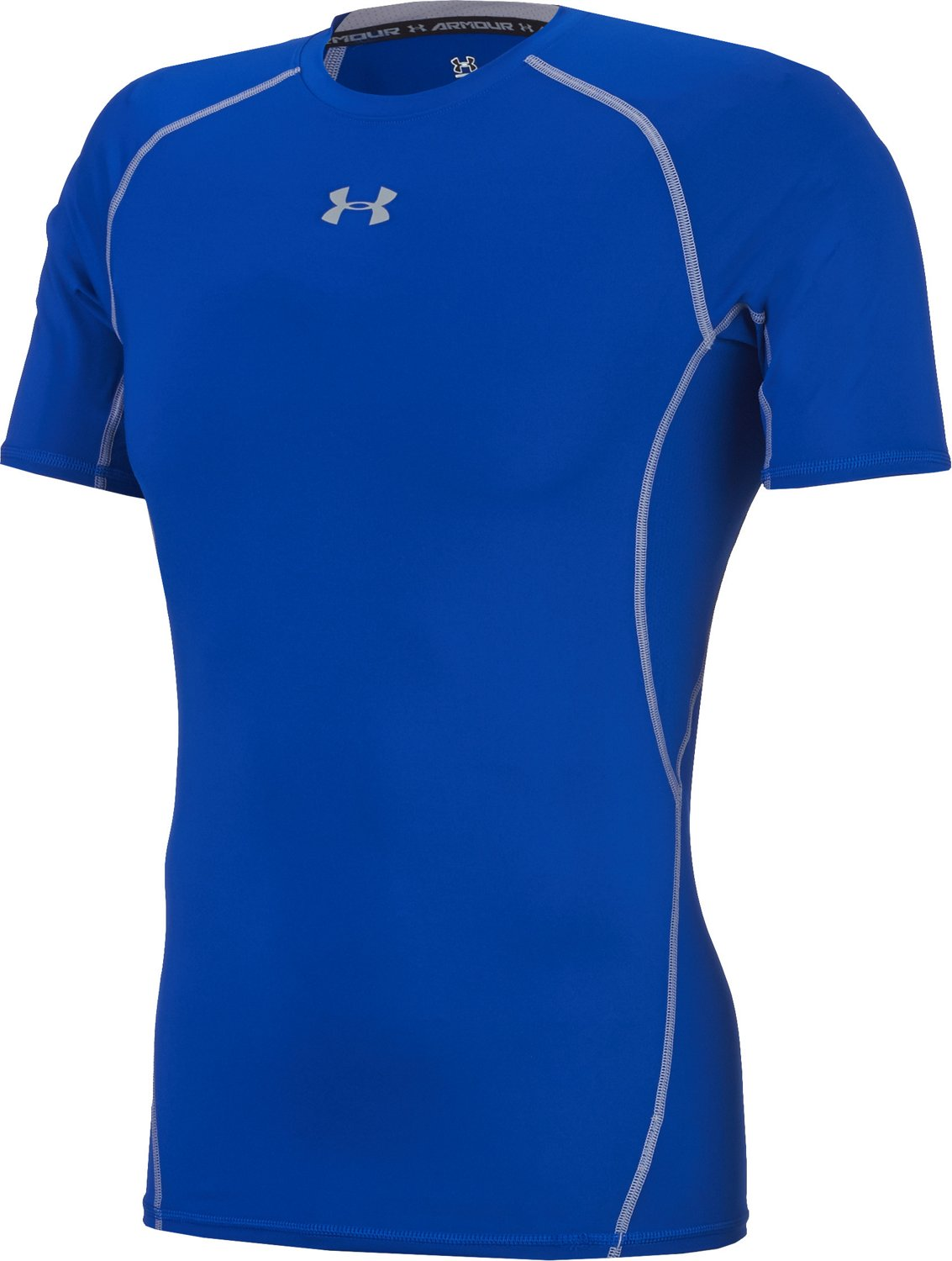 202bf411b Under Armour Men's HeatGear Armour Short Sleeve T-shirt | Academy