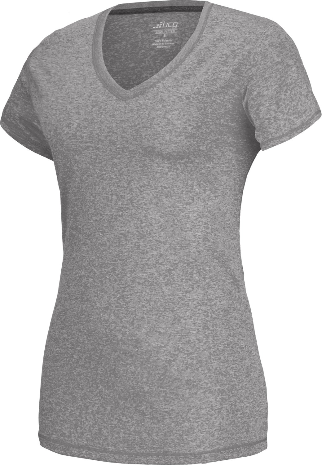 b8b0f8cec0 Display product reviews for BCG Women's Heather V-neck Training Tech T-shirt