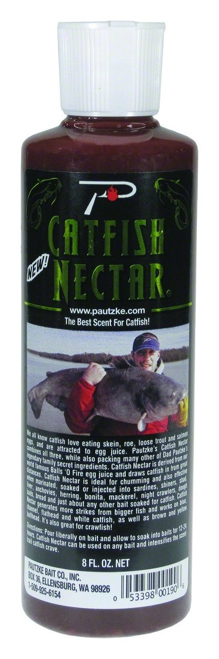 Pautzke Nectar 8 oz. Catfish Scent - view number 1