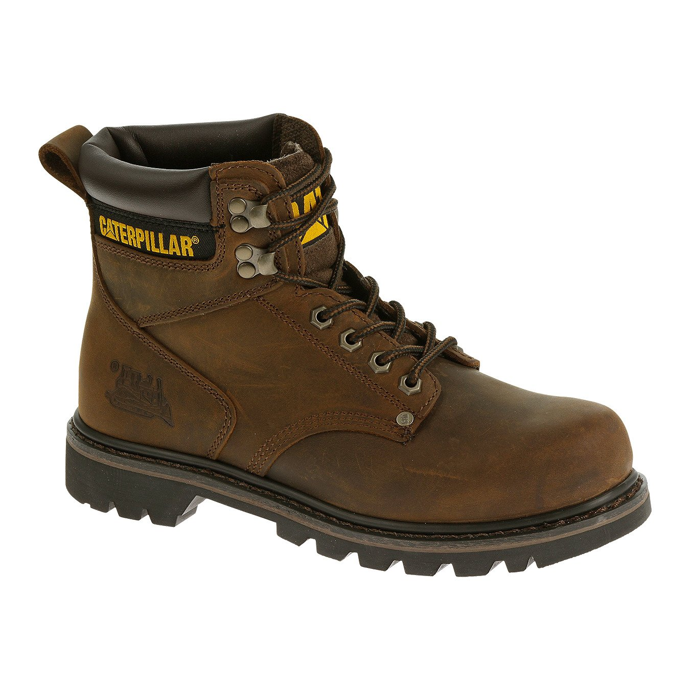 2f7b6195 Display product reviews for Cat Footwear Men's Second Shift EH Steel Toe  Lace Up Work Boots