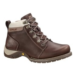 Women's Steel Toe Lace Up Work Boots