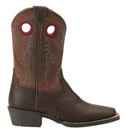 Ariat Boys' Roughstock Western Boots
