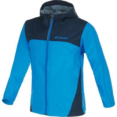 2599046da7d2 Columbia Sportswear Boys  Glennaker Rain Jacket