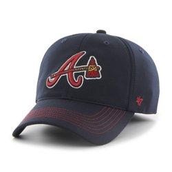 '47 Men's Atlanta Braves Game Time Closer Cap