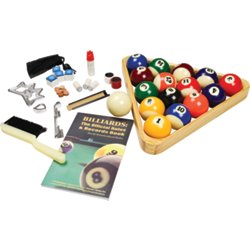 Mizerak™ Billiard Starter Set