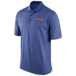 Nike Men's University of Florida Stadium Performance Polo Shirt