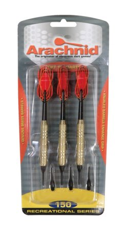 Arachnid SFR150 Recreational Series Soft-Tip Darts 3-Pack
