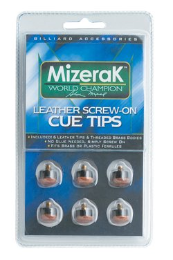 Mizerak Balls, Racks & Accessories