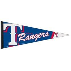 WinCraft Texas Rangers Premium Pennant