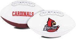 Jarden Sports Licensing University of Louisville Signature Series Full Size Football with Autograph