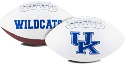 Jarden Sports Licensing University of Kentucky Signature Series Full Size Football with Autograph Pe