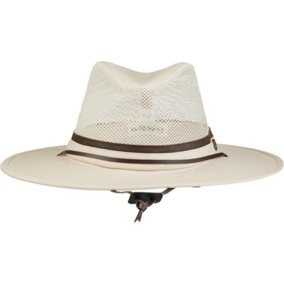 Magellan Outdoors Men s Big Brim Twill Safari Hat  b87765bf206