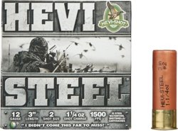 HEVI-Shot® HEVI-Steel® 12 Gauge Shotshells