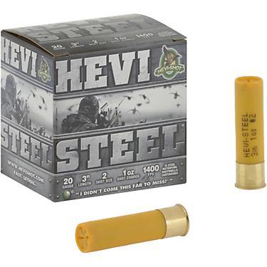 HEVI-Shot® HEVI-Steel 20 Gauge Shotshells