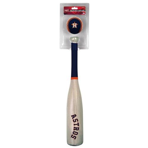 Rawlings Kids' Houston Astros MLB Grand Slam Bat and Ball Set