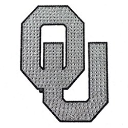 Team ProMark University of Oklahoma Bling Emblem