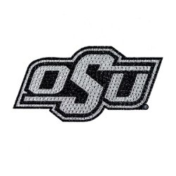 Team ProMark Oklahoma State University Bling Emblem