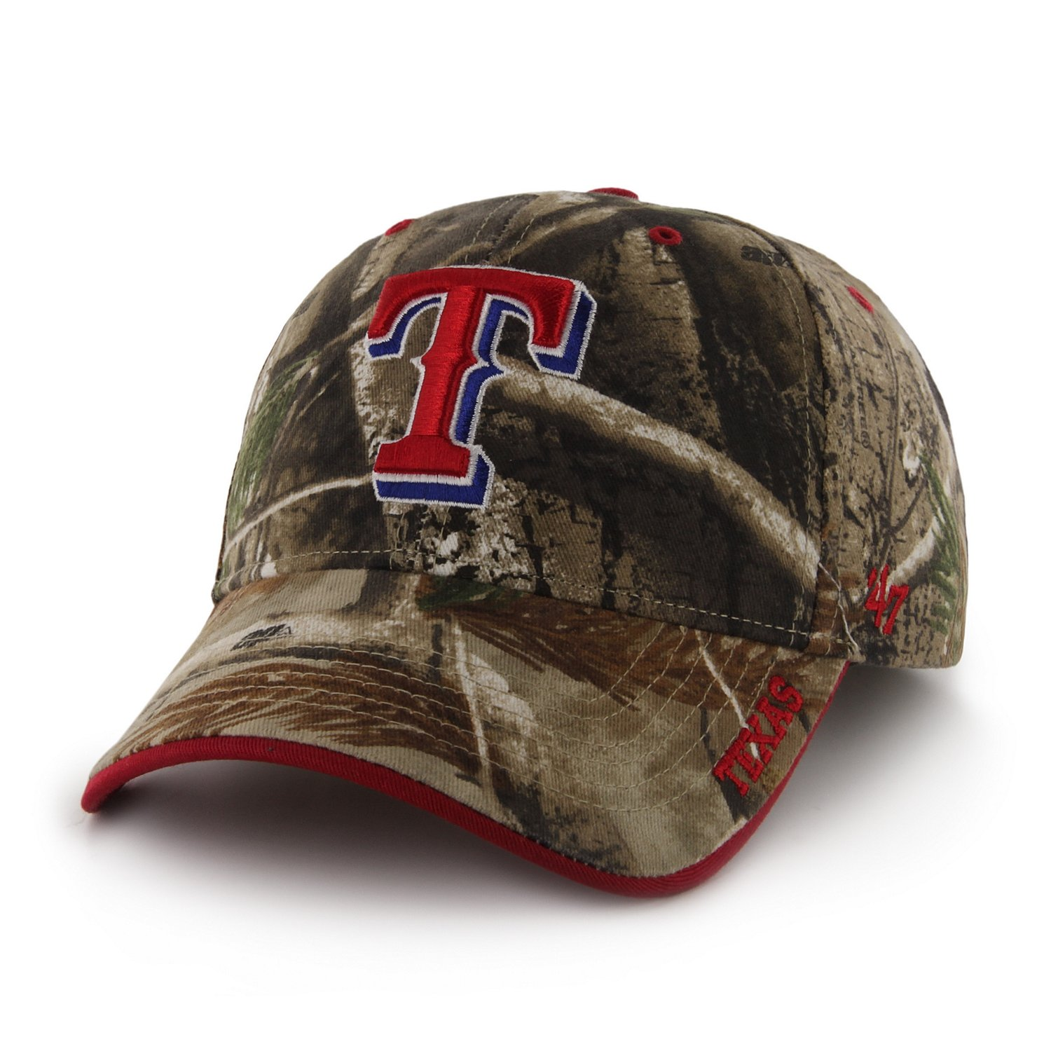 8f6d84a4db703f Display product reviews for '47 Men's Texas Rangers Realtree Frost MVP Cap