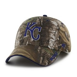Men's Kansas City Royals Realtree Frost MVP Cap