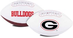 Jarden Sports Licensing University of Georgia Signature Series Full Size Football with Autograph Pen