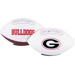 University of Georgia Signature Series Full Size Football with Autograph Pen