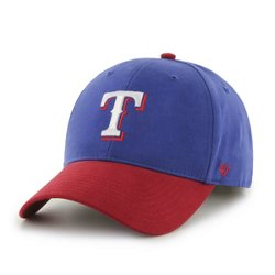 Boys' Texas Rangers Short Stack MVP Cap